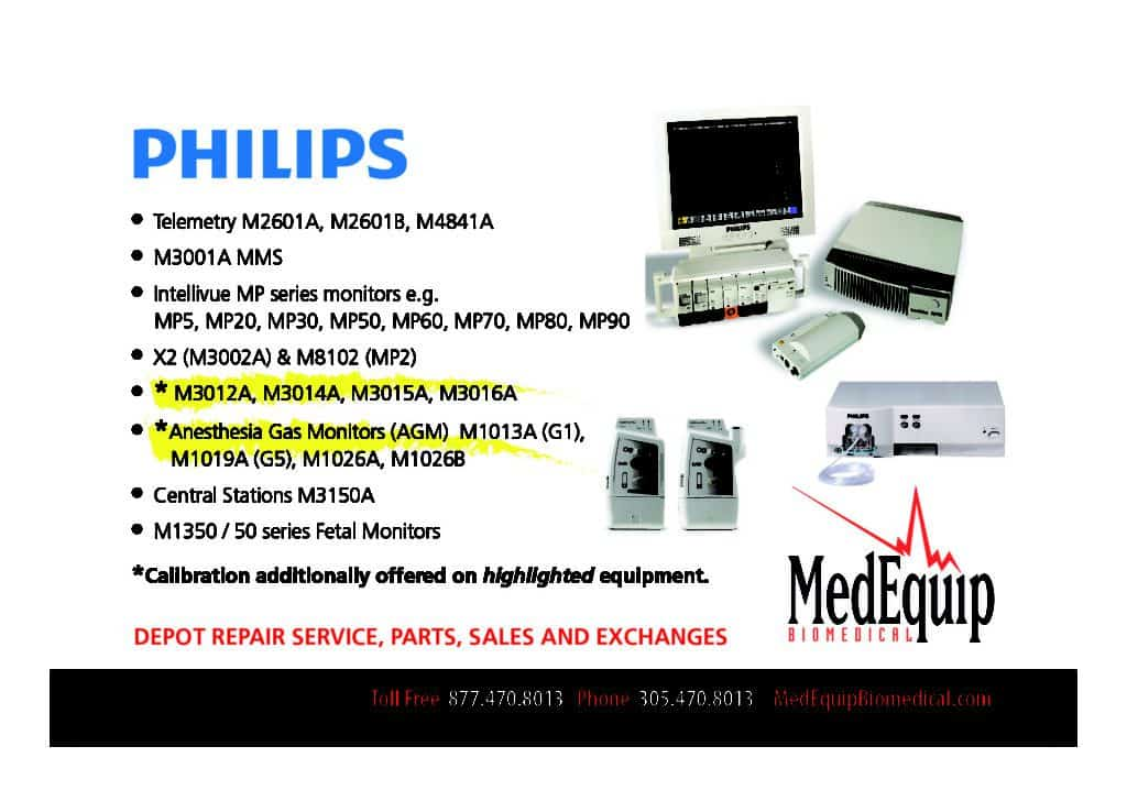 Philips capabilities